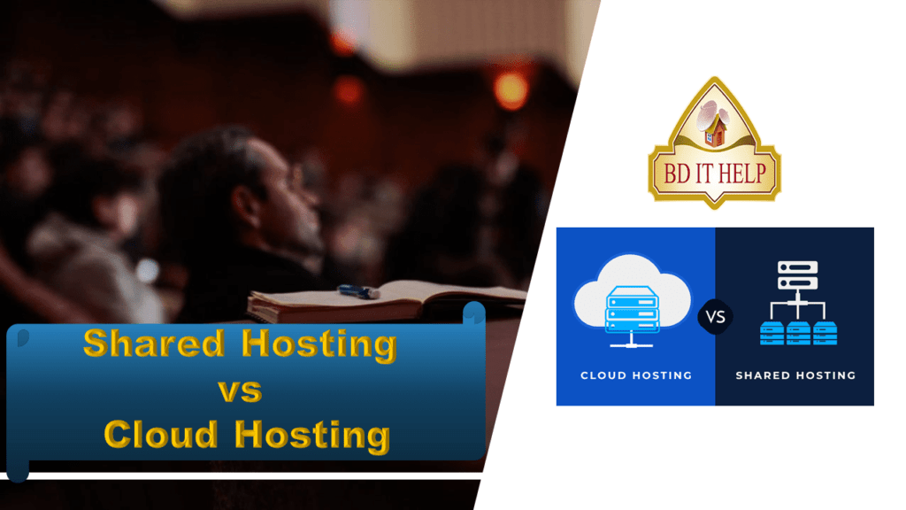 cloud vs share Hosting