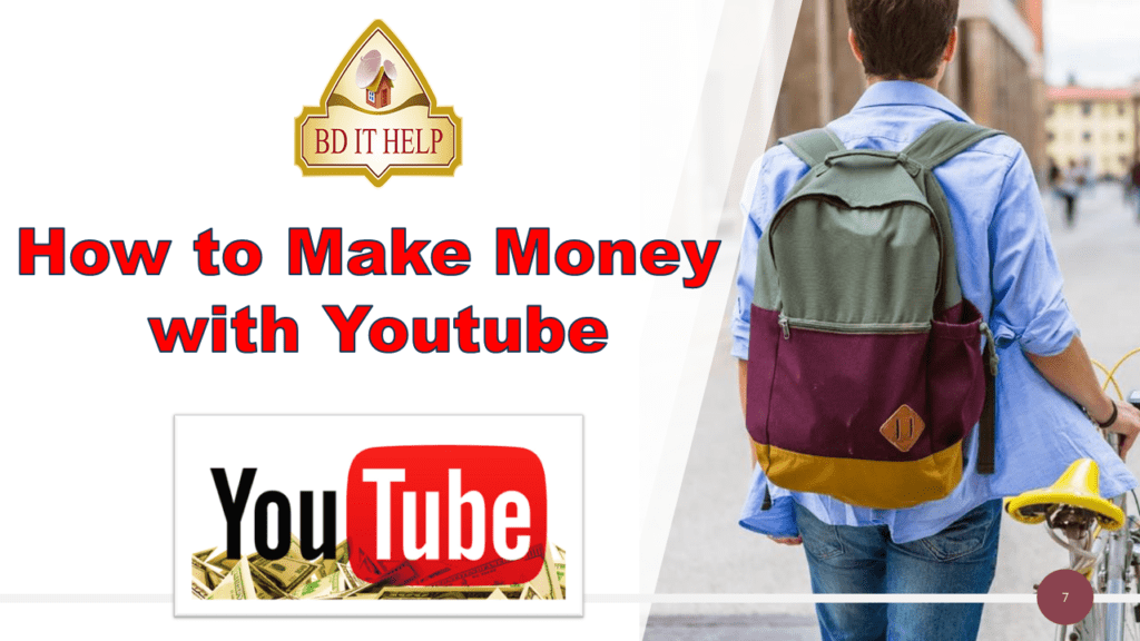 How to Make Money with youtube